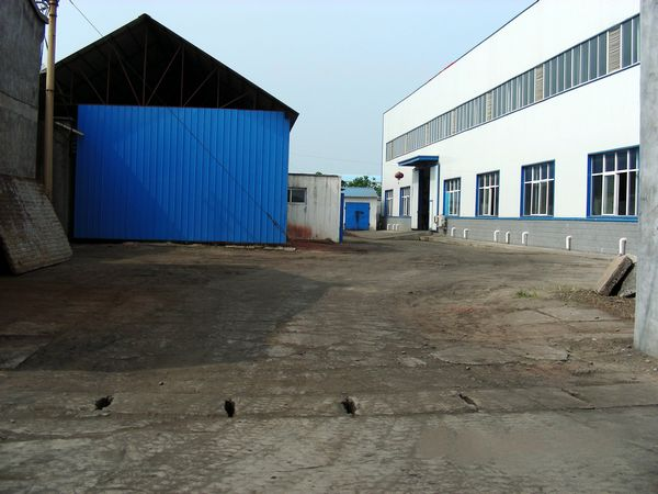 In March 2009, new office building and work shop was finished.